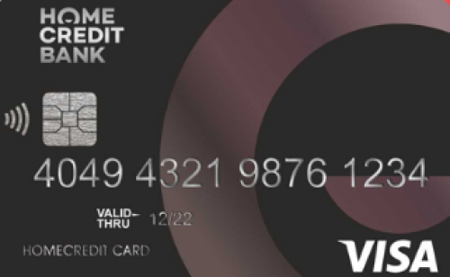 Дебетная карточка Home Card
