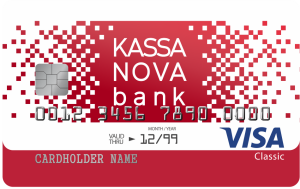 Visa Classic/ MasterCard Standard