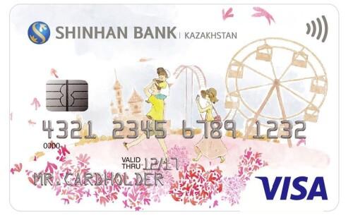 Visa Classic (дополнительная карточка)