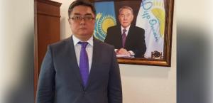 Айдапкелов Нурболат Сергалиевич