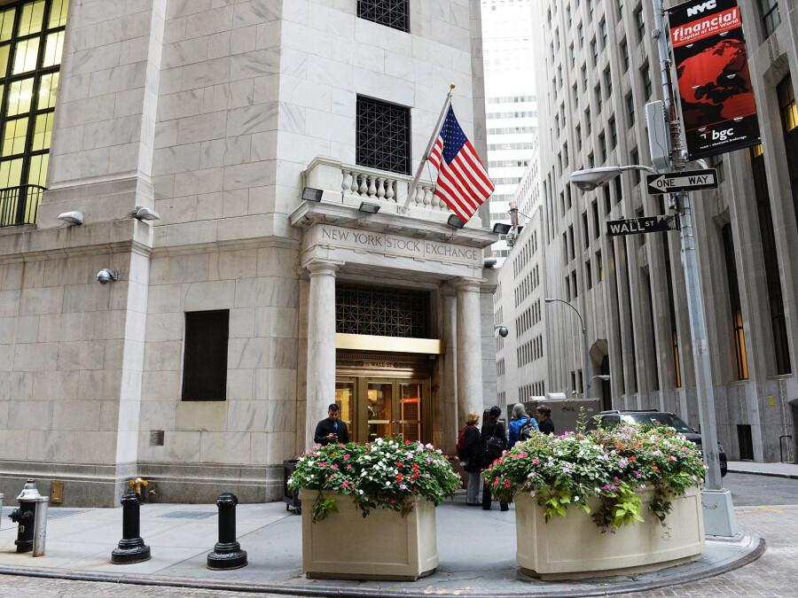 Фьючерсы на индексы США снижаются на опасениях за мировую экономику