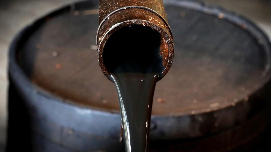 Цена нефти Brent поднялась выше $66 за баррель