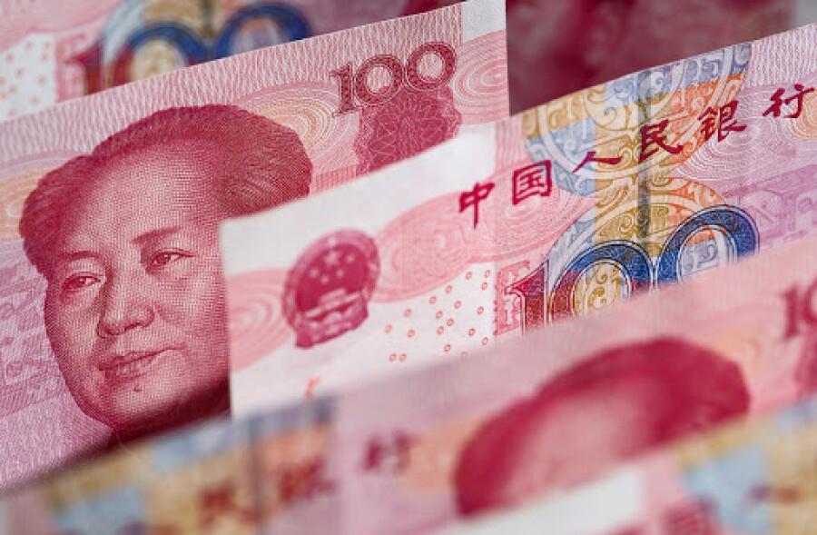 Прибыль крупных промпредприятий Китая в марте выросла почти вдвое