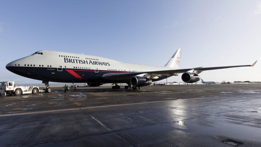 Убыток British Airways в первом квартале составил €1,14 млрд