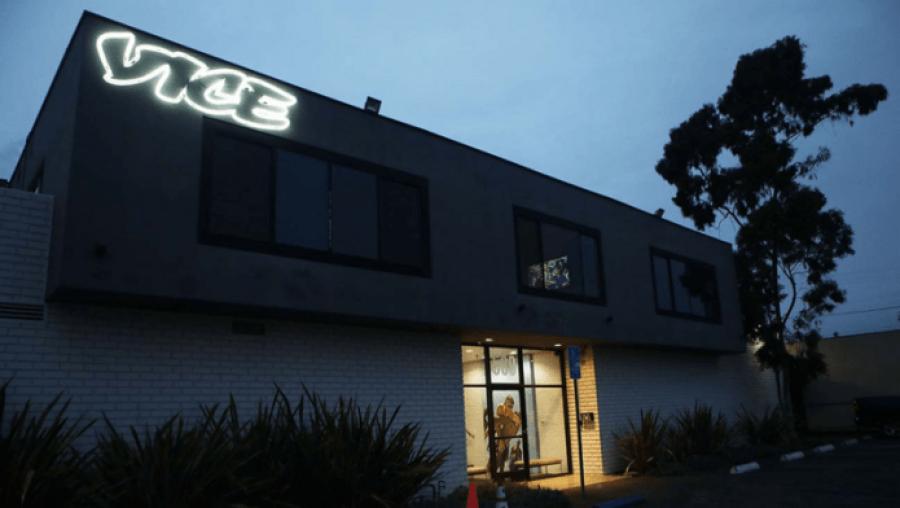 Vice Media собралась на биржу по схеме с поглощением с оценкой $3 млрд
