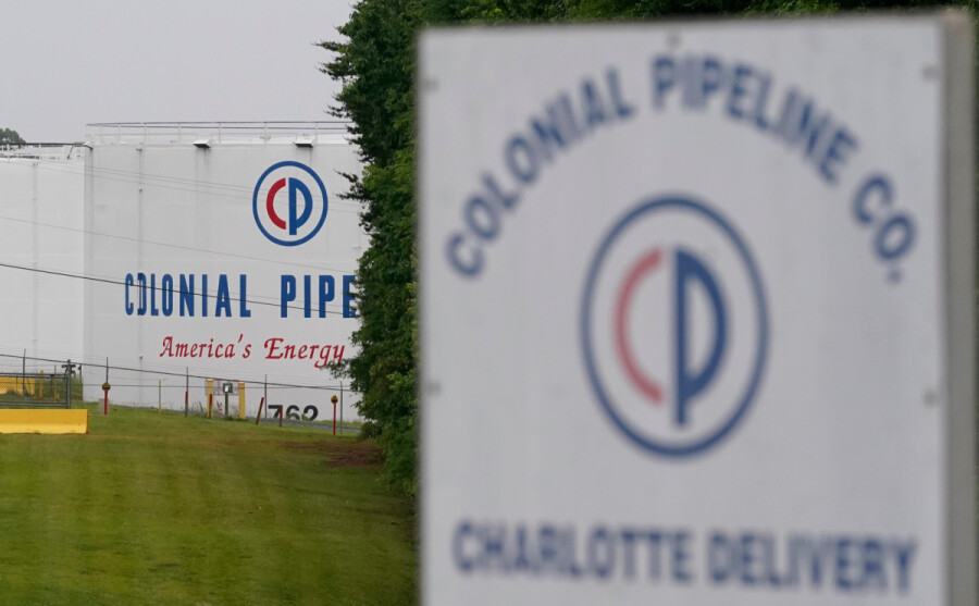Colonial Pipeline возобновляет работу после атаки хакеров