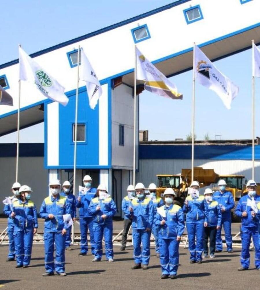 В Караганде запустили два новых производства стоимостью более 12 млрд тенге