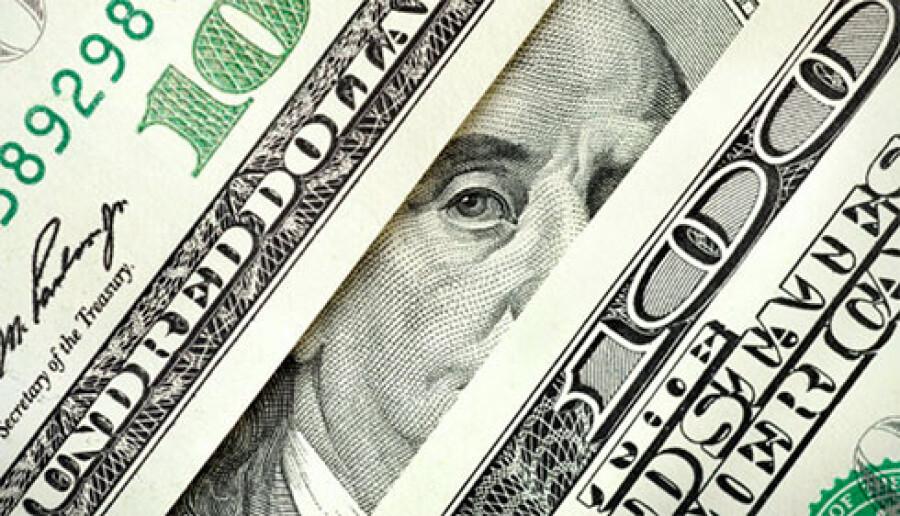 Доллар торгуется разнонаправленно к евро и иене