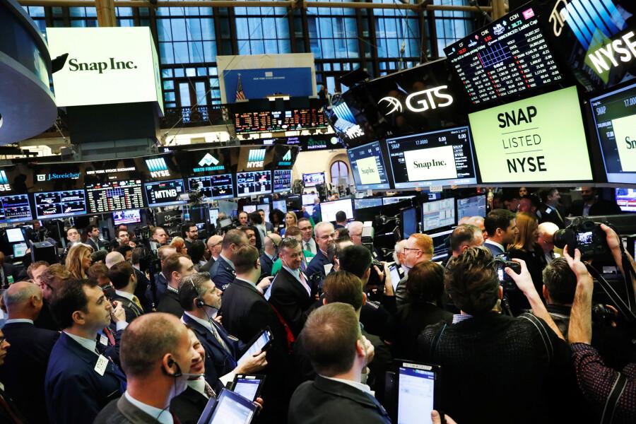 Bloomberg: за полгода компании в ходе IPO собрали рекордную сумму в $350 млрд