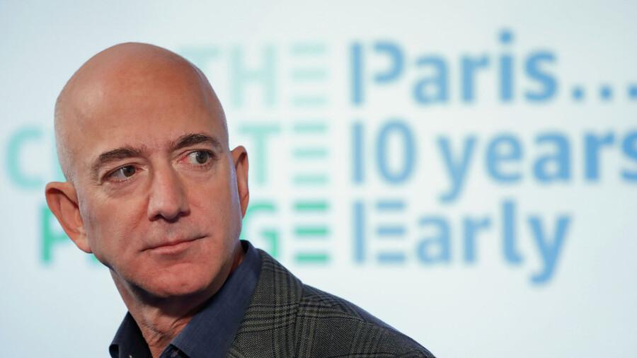 Состояние 10 богатейших людей планеты достигло $1,36 трлн