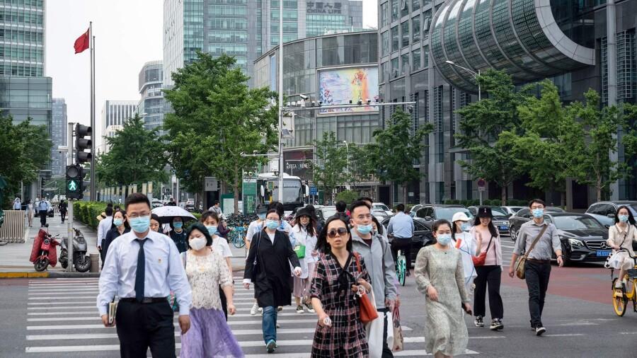 Темпы инфляции в Китае в июле составили 1%