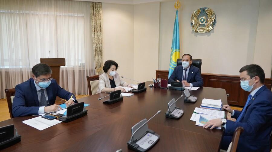 Совещание по дальнейшему развитию массового спорта в Казахстане: Е. Тугжанов озвучил целый ряд ключевых задач