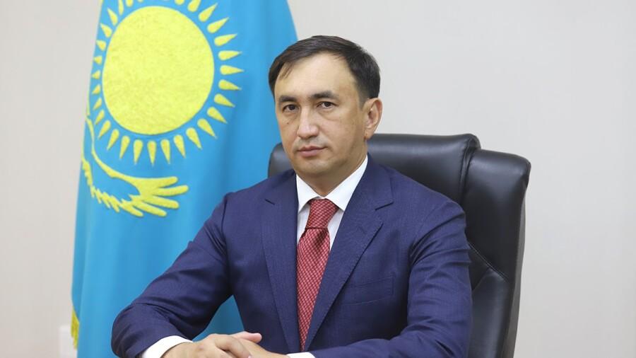 Данияр Жаналинов назначен вице-министром финансов РК