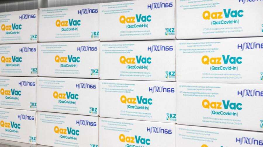 """The Lancet опубликовал статьи о результатах клинических исследований казахстанской вакцины """"QazVac"""""""