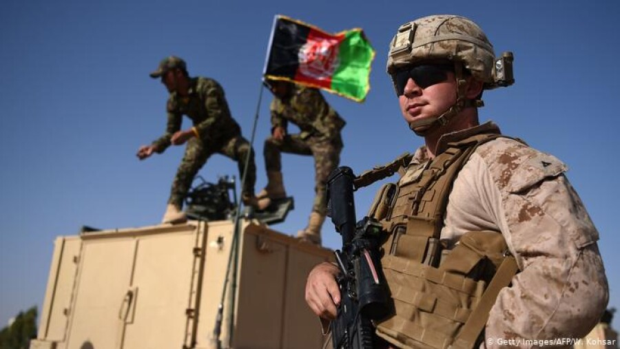 За 20 лет США потратили в Афганистане больше 2 тлрн долларов