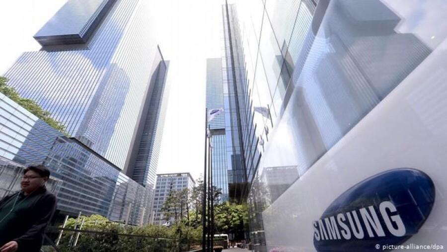 Samsung потратит $205 млрд на расширение своей деятельности