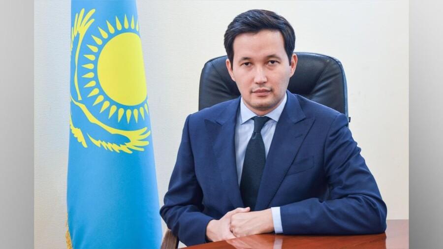 Малик Олжабеков назначен на должность вице-министра МЦРИАП РК