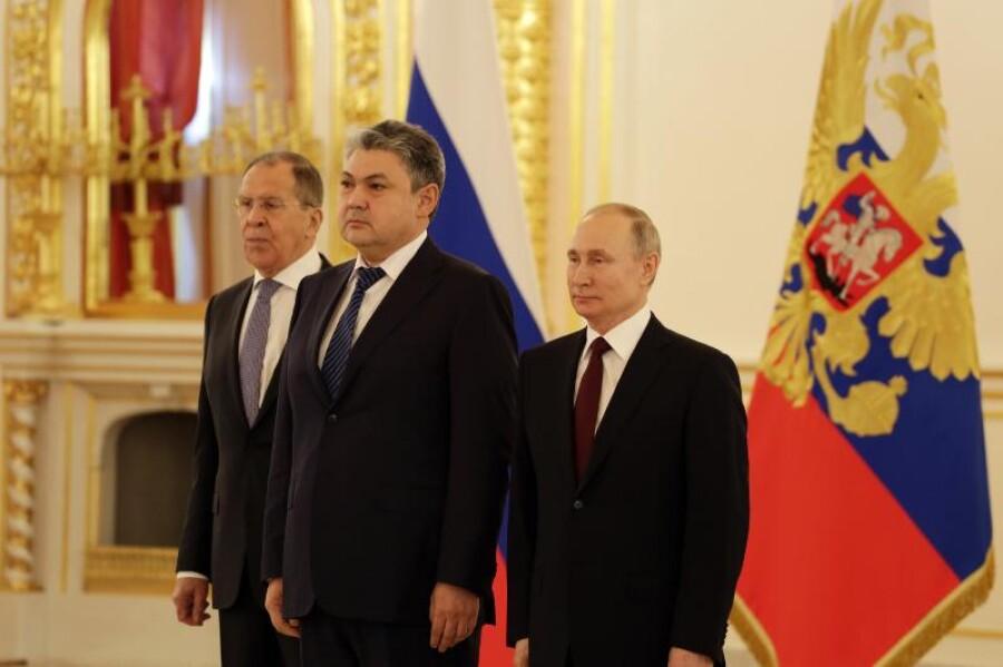 Товарооборот между Россией и Казахстаном в 2021 году может достичь рекорда в $23 млрд