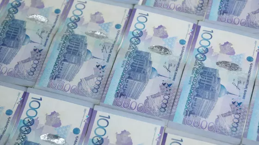 С начала года казахстанцам выплачено пенсий на сумму более 1,7 трлн тенге