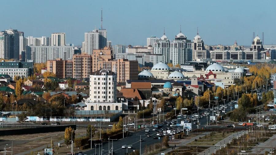 ВВП Казахстана за 8 месяцев вырос на 3%